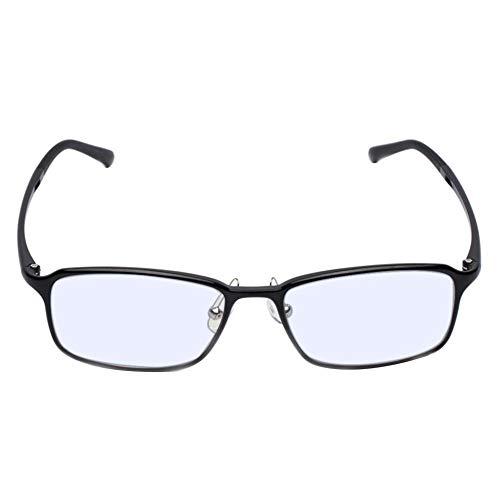 Youtainkai Xiaomi Mijia TS Glasses Anti Blue Ray UV Fatigue Proof Goggles (Black)