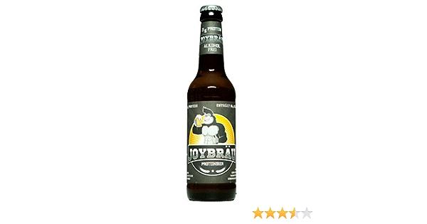 Cerveza Proteica sin alcohol Joybräu