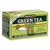 Bigelow Tea Grn Lemon 20bg Review