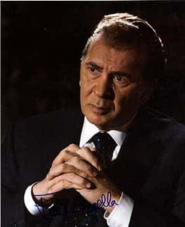 FRANK LANGELLA (Frost/Nixon) 8x10 Celebrity Photo Signed ...