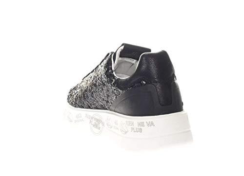 Nero Micropaillettes Donna In Sneaker Belle Premiata wTxq0pXP
