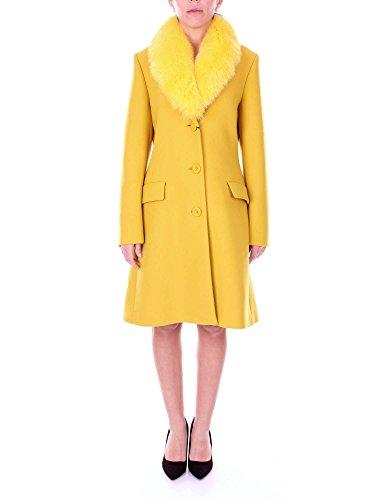 Abrigo Mujer Boutique Amarillo Para Moschino A06226115 6gq6pxwr8