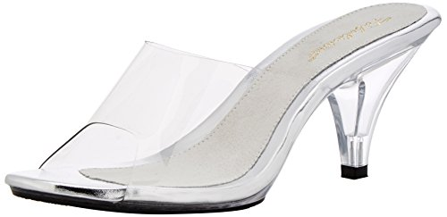 Clear Acrylic Shoes - 1