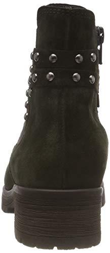 Botines Shoes Comfort Sport Bottle Mel Gabor Vert 34 Femme dBt44w