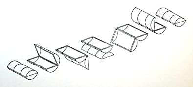 GoOpticians Mind Boggling Magic Glasses Case Reversible Glasses Case with Presentation Case
