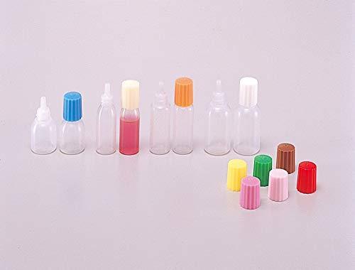 ポリ点眼瓶〈PE製〉滅菌済 1号 茶褐色 単位:100本入