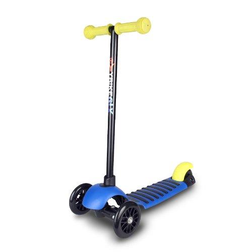 YBIKE GLX Scooter, Blue, 12cm