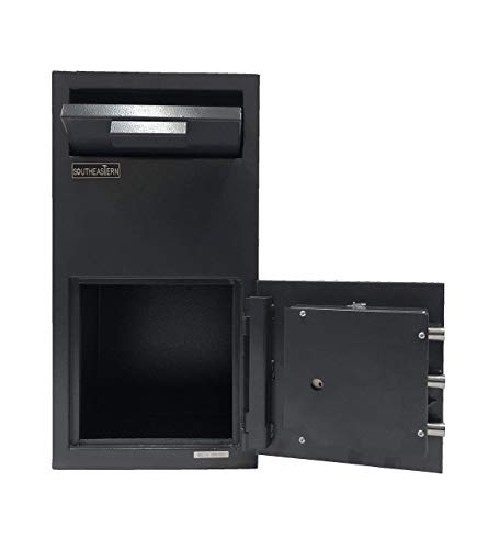 Southeastern Cash Drop Depository Safe with UL Listed Mechanical Combination Lock by Southeastern (Image #1)