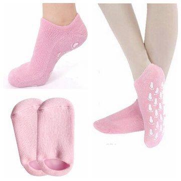 Jade Moisturizing Foot Socks - 3