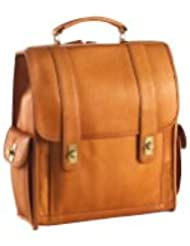 Clava Leather Turnlock Backpack