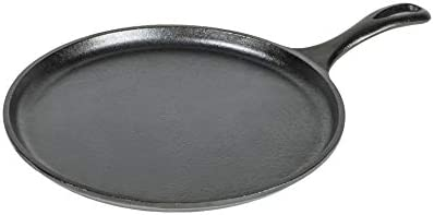 Lodge Pre-Seasoned Cast Iron Griddle Wit