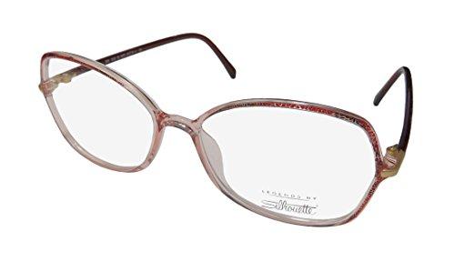 Eyeglasses Silhouette Legends by Silhouette Full Rim 3500 6075 53/15/125 3 piece frame - Silhouette Glasses