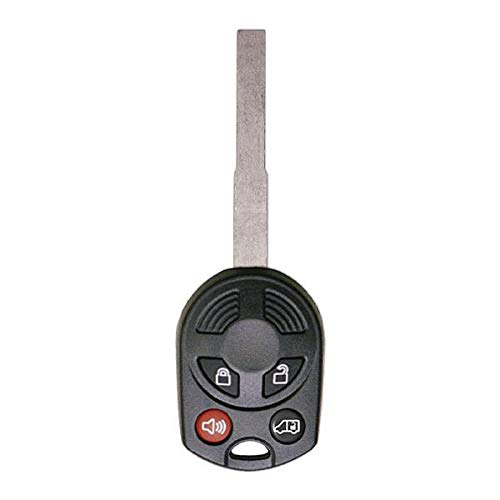 New Oem 4 Button Ford Transit Remote Key Part# 164R8126 W/New Duracell Battery by Ford