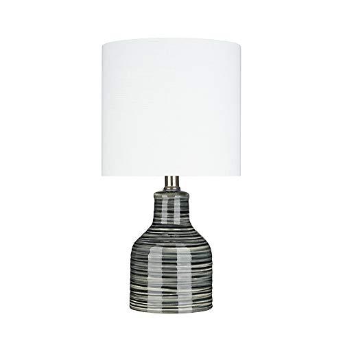- Stone & Beam Ceramic Table Lamp, Bulb Included, 16