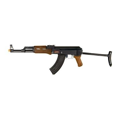 Double Eagle AK-47 CQB AEG Semi/Full Auto Electric Airsoft Rifle Gun High Capacity Magazine FPS 300 - 4019821 , B072BXTWC9 , 454_B072BXTWC9 , 110.89 , Double-Eagle-AK-47-CQB-AEG-Semi-Full-Auto-Electric-Airsoft-Rifle-Gun-High-Capacity-Magazine-FPS-300-454_B072BXTWC9 , usexpress.vn , Double Eagle AK-47 CQB AEG Semi/Full Auto Electric Airsoft Rifle Gun