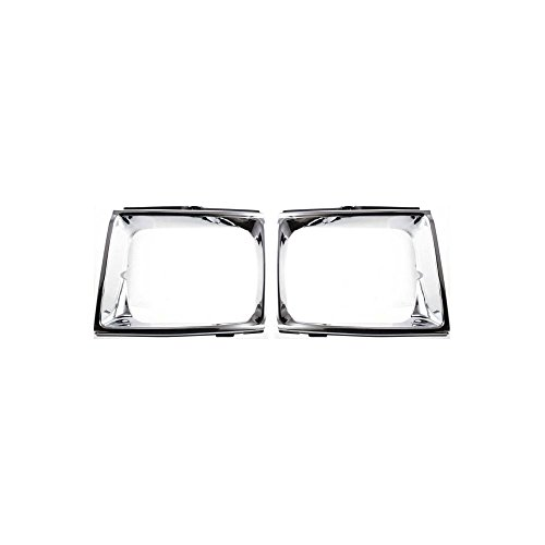 Headlight Door for Toyota Pickup 89-90 RH and LH 4WD