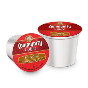 community coffee hazelnut k cups - 3