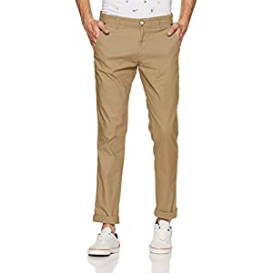 Cherokee by Unlimited Men's Slim Fit Chinos