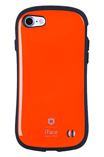 iFace First Class Standard iPhone8 / 7 ケース 耐衝撃/オレンジ