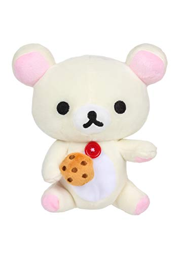 Korilakkuma Cookie Plush | 6.5 Inches | Rilakkuma Plushies 1
