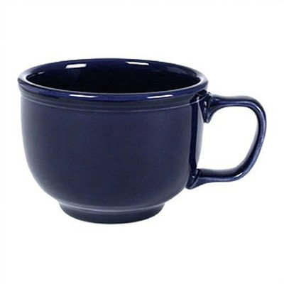 18 oz. Jumbo Cup [Set of 4] Color: Cobalt