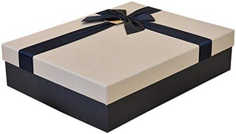 Caja de Regalo Rectangular de San Valentín Material de cartón ...