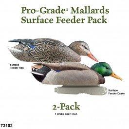 Avery Hunting Gear PG Mallards-Surface Feeder Pack (Pair)