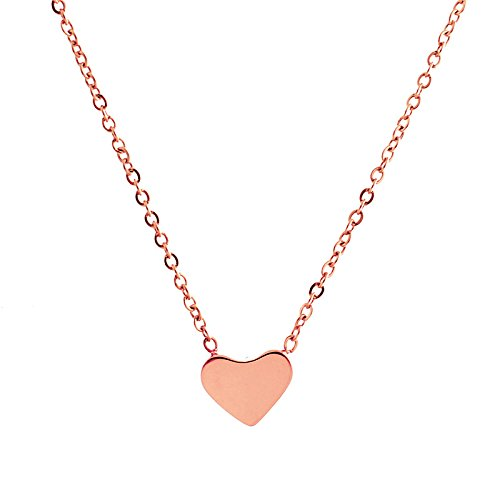 Lurem (Gold Necklace Heart)