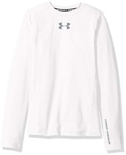 Under Armour Boys' ColdGear Armour Crew