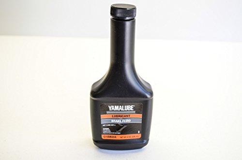 Yamalube-Brake Fluid 8Oz