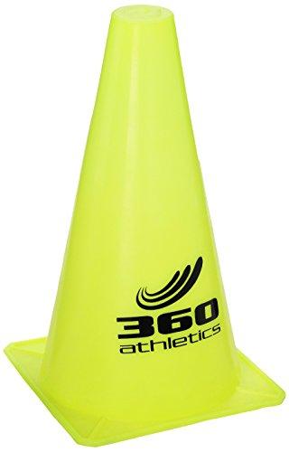 9 athletic cones - 6