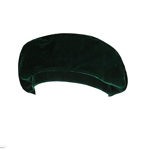 - Annlaite Women's Velvet Beret Cap Winter Warm Newsboy Hat Cabbie Hat Size 22