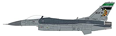 Hobby Master 3847 F-16C 112th FS 'Stingers' 180th FW Ohio ANG 1/72 Scale Model