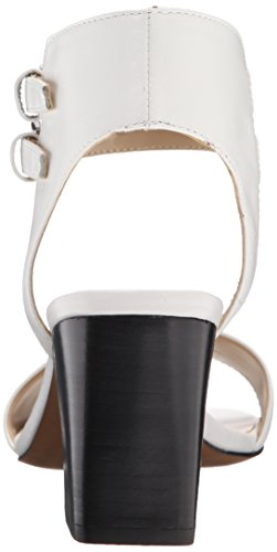 Adrienne Palti Vittadini Footwear White Sandal Women's Dress r0OrRw