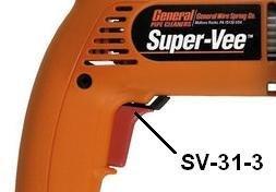 General Wire SV-31-3 Super-Vee Variable Speed Trigger