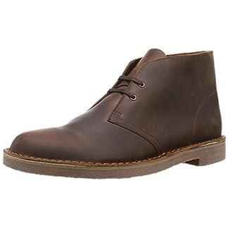 Clarks Men's Desert Boot Bushacre 3 Chukka 12