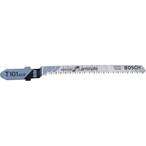Bosch Professional 2608636640 Stichs/ägeblatt 5 Stichs/ägebl/ätter T 308 BOF