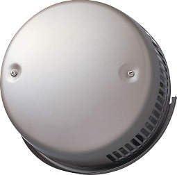 【大建工業】24時間換気システム エアスマート居室換気タイプ「DKファン」 A防音フード12型(1穴用) 防火ダンパー付 シルバー