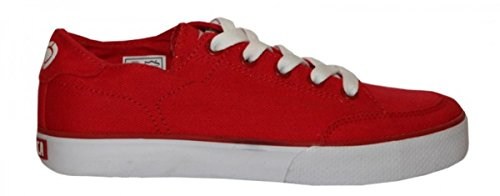 Circa Skateboard Damen Schuhe 50 CL Red sneakers shoes
