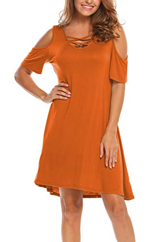 See the TOP 10 Best<br>Womens Orange Dress
