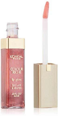 - L'Oréal Paris Colour Riche Lip Gloss, Soft Wine, 0.23 fl. oz.