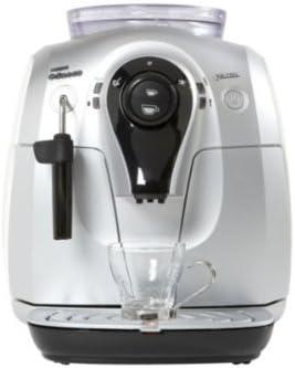Saeco HD8745/01 - Cafetera de espresso automática, color negro y ...