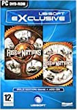 New Microsoft Rise Nations-Gold Edition OS Windows 98 Me 2000 Xp 24 Highly Diverse Nations