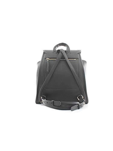 002 Aw0aw05807 Nero Backpack Tommy Women Hilfiger 5qxwf7X8