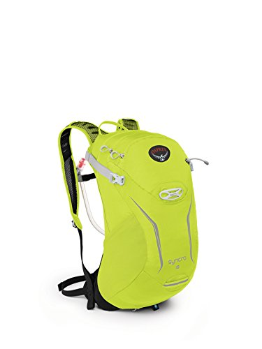 Osprey Packs Syncro 15 Hydration Pack, Velocity Green, Medium/Large