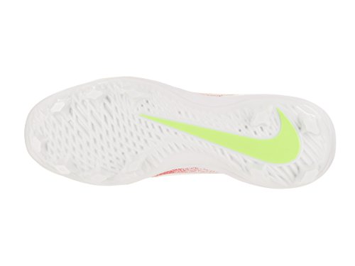 Mens Vapor Baseball Nike Red Pro MCS University White Cleats Ultrafly dTqRwU4SP
