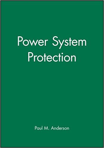 Power system protection paul m anderson 9780780334274 amazon power system protection 1st edition fandeluxe Choice Image