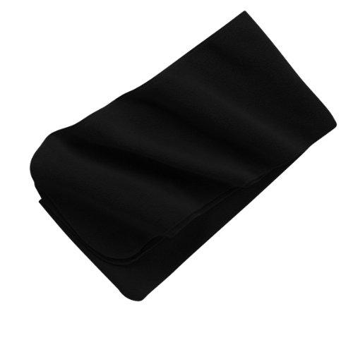 Long Black Fleece - 5