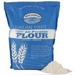 Wheat Montana - Natural White Flour - 1 pack - 10lb bags
