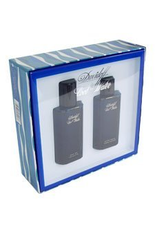Cool Water by Zino Davidoff for Men - 2 pc Gift Set 2.5oz edt Spray, 2.5oz after shave